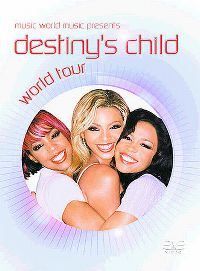 Cover Destiny's Child - World Tour [DVD]
